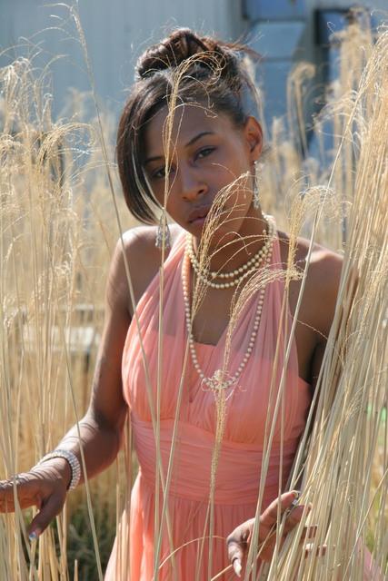 Female model photo shoot of chanelj1