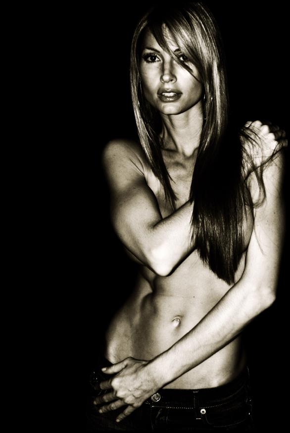 Virginia Beach, VA Sep 12, 2007 WildCard Photography 2007 Stephanie Glasson (Playboy Playmate, July 2004)