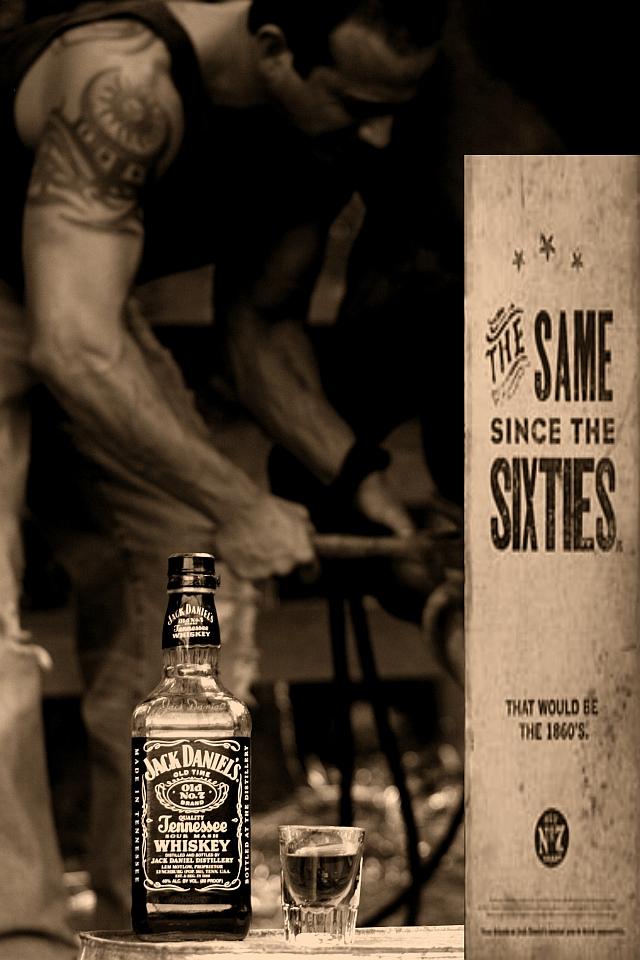 NC Sep 13, 2007 Jack Daniel Distiller & Zootmedia Promo Ad Campaign
