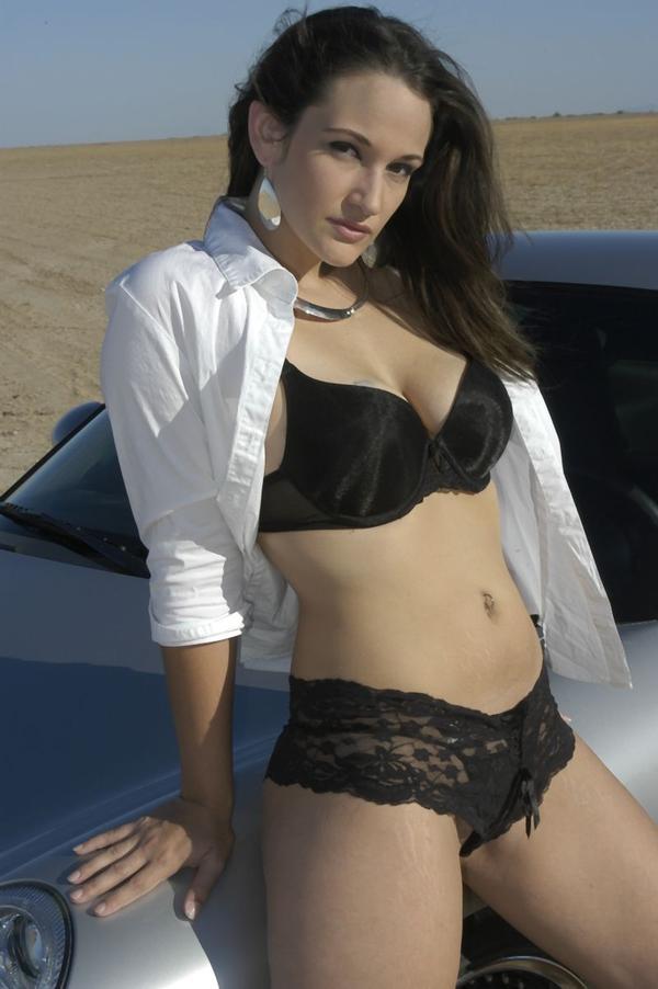 California  Sep 13, 2007 Mindy K Me and the Porsche