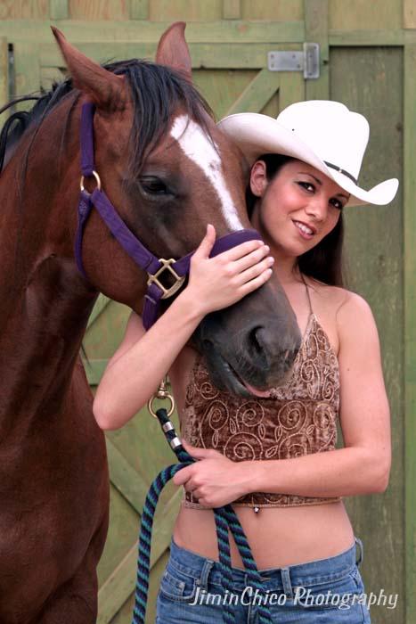 Wooden Nickel Ranch Sep 13, 2007 2007 JiminChico Photography Jennifer