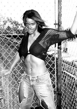 Female model photo shoot of Nayamka by picturemephotography