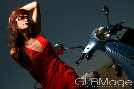 Santa Cruz Sep 18, 2007 glamage Feeling red!!!