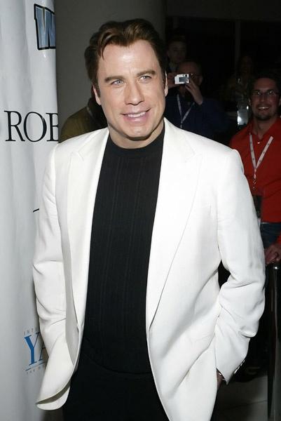 Super Bowl--Miami Florida Sep 19, 2007 Travolta ---Host of Saturday Night Spectacular 2007