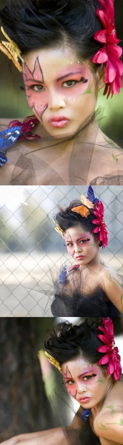 Sep 19, 2007 Photography:Noriega/MUA&Hair:JanellL um...Late Bloomer? ;)