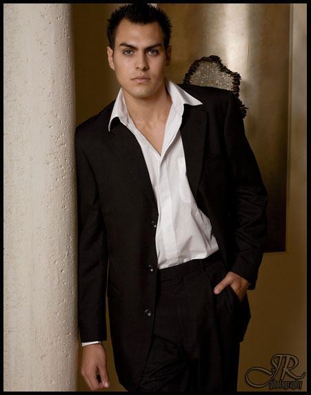 Male model photo shoot of EddiePadilla by Justin Rivera