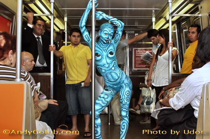 NY Sep 20, 2007 Andy G., UDOR @ 2007 NY subway ride :)