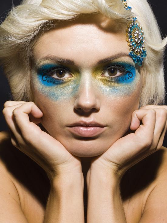Sep 21, 2007 Photographer Margaret Yescombe Beauty shoot