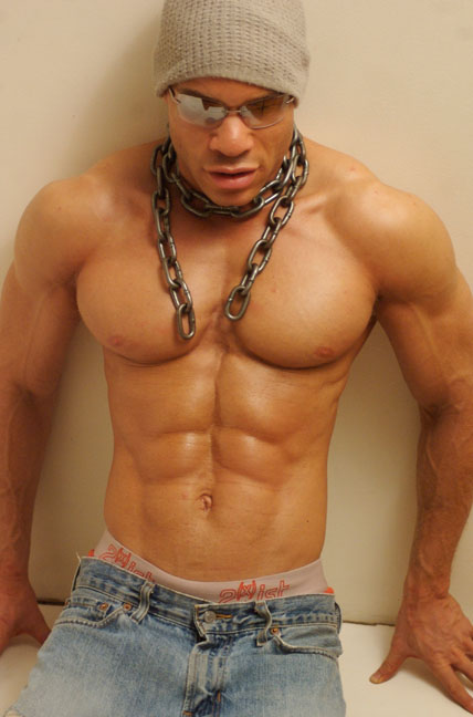 Male model photo shoot of IkeLove by Sidnei Beal III