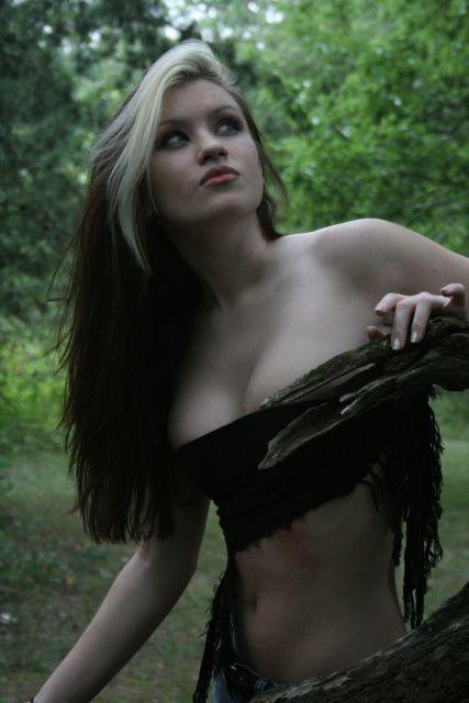 Sep 24, 2007 Photo shoot 2 (Monica Chambers)