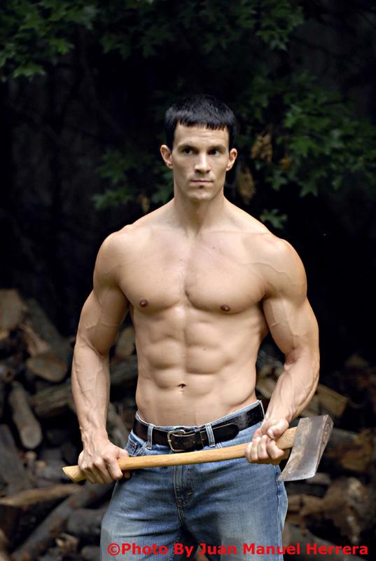 Male model photo shoot of JuanManuel H