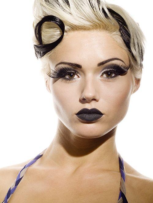 London Sep 27, 2007 photographer Margaret Yescombe, MUA Anglea@Henna Spirit recent beauty shoot