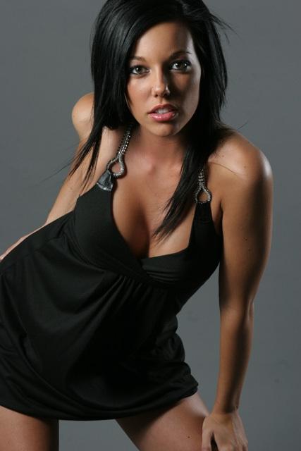 Female model photo shoot of jenny keffer by Jon Ryan
