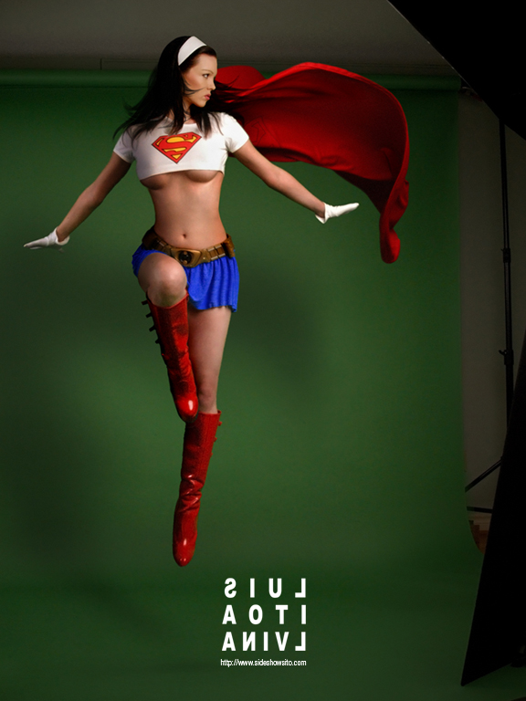Toronto Sep 28, 2007 SideShowSito SuperGirl