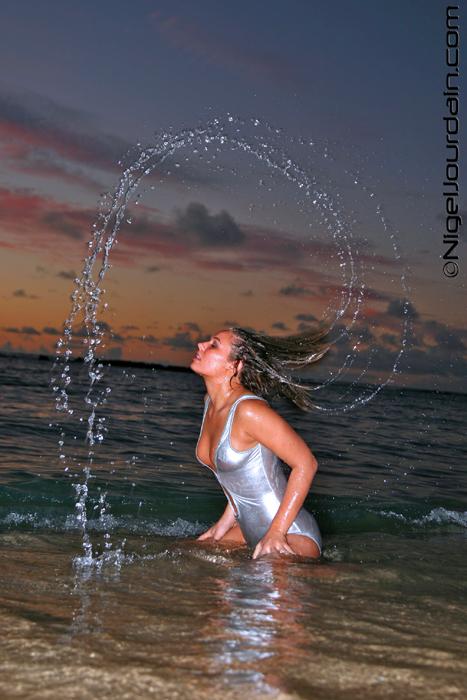 Turtle Bay, Oahu Sep 28, 2007 Nigel Jourdain  Unedited... Minus a Crop...