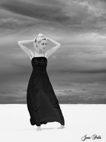 White Sands Sep 29, 2007 Studio JP Perfume Ad