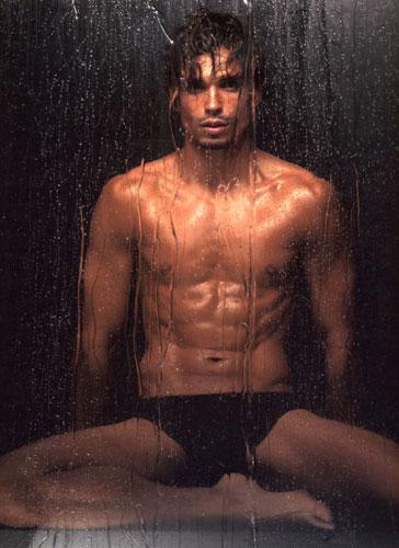 Sep 29, 2007 Matt Mitchell shower