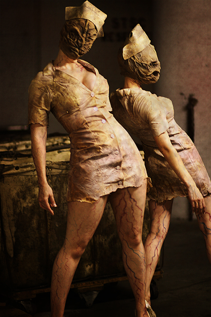 Oct 01, 2007 2006 Silent Hill Nurses