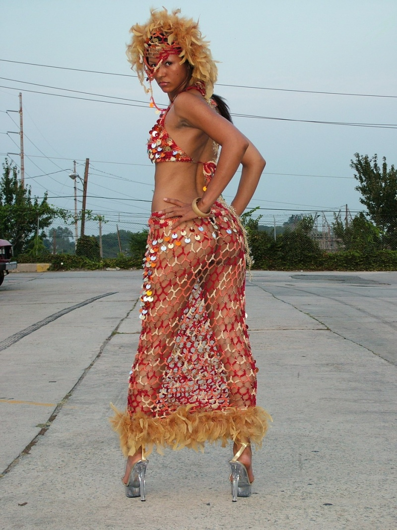 Atlanta Oct 02, 2007 Caribbean Beauty