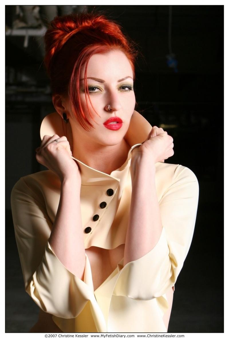 Oct 03, 2007 Fierce - latex by fierce couture