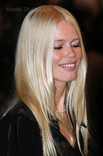 London Oct 04, 2007 Jack Cutting Claudia Schiffer