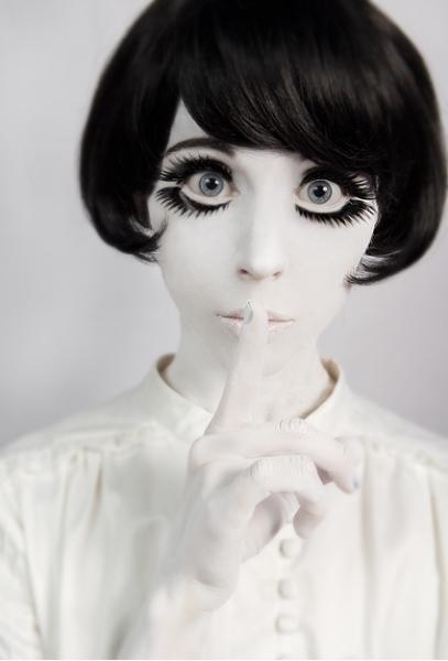 Oct 05, 2007 Make Up: AngelMok     Photo: Quist