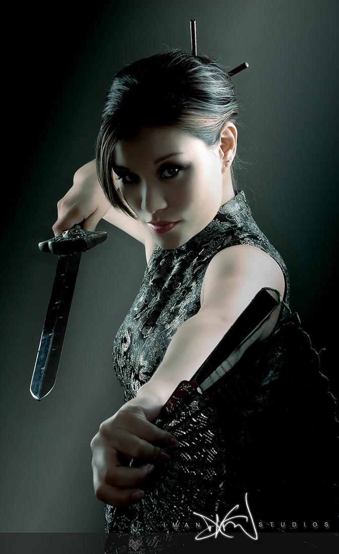 Female model photo shoot of Grey C by IMANstudios in San Jose