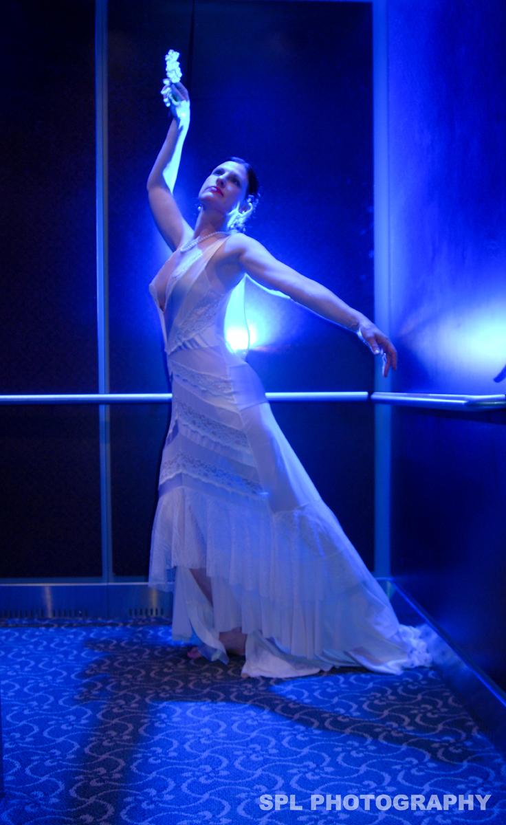 NYC,NY Oct 05, 2007 SPL Photography Blue Light Tango