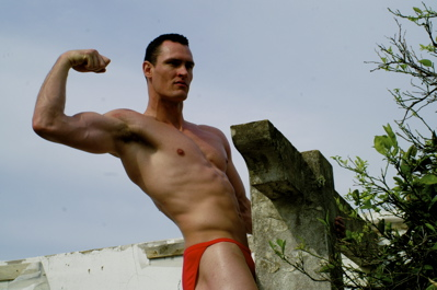 Male model photo shoot of BODYTORQUE in portugal