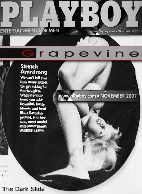MUA ~ Desiree Starr Enterprises Oct 08, 2007 Corsophoto.com Playboy Magazine November 2007