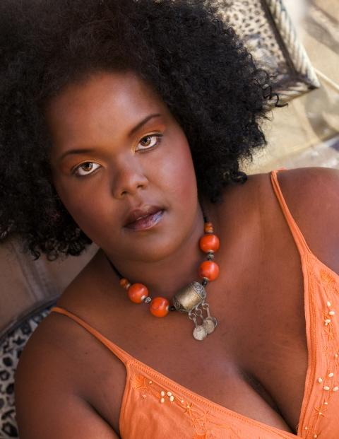 Female model photo shoot of Miya E in West L.A.
