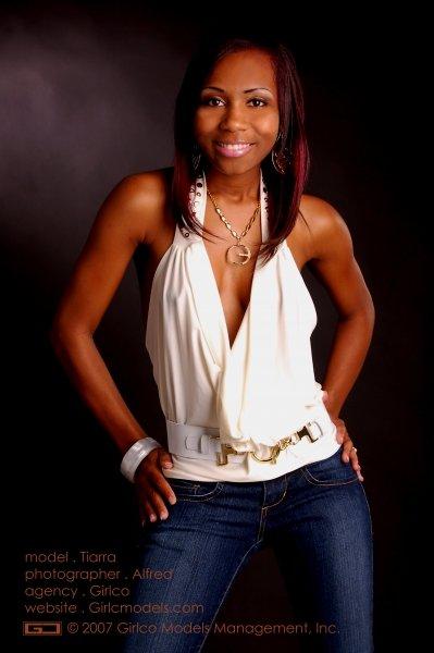 Female model photo shoot of Tiarra T