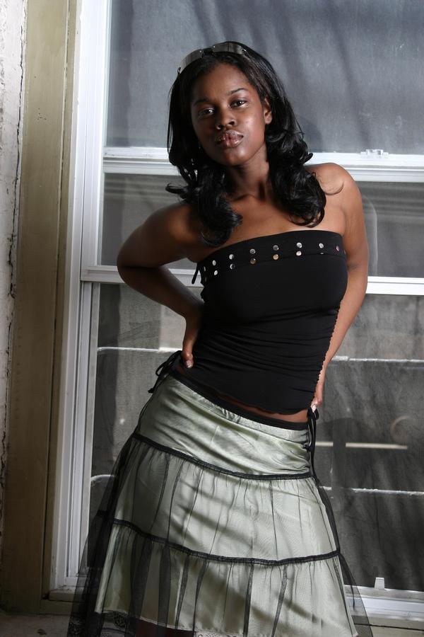 Female model photo shoot of sherley by B L O P H O T O