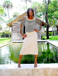 Female model photo shoot of Angell Fox in St Augustine
