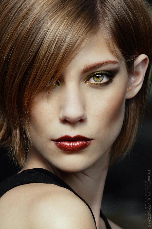 Oct 11, 2007 2007-Volney Powell   Makeup by Anna Malskaya