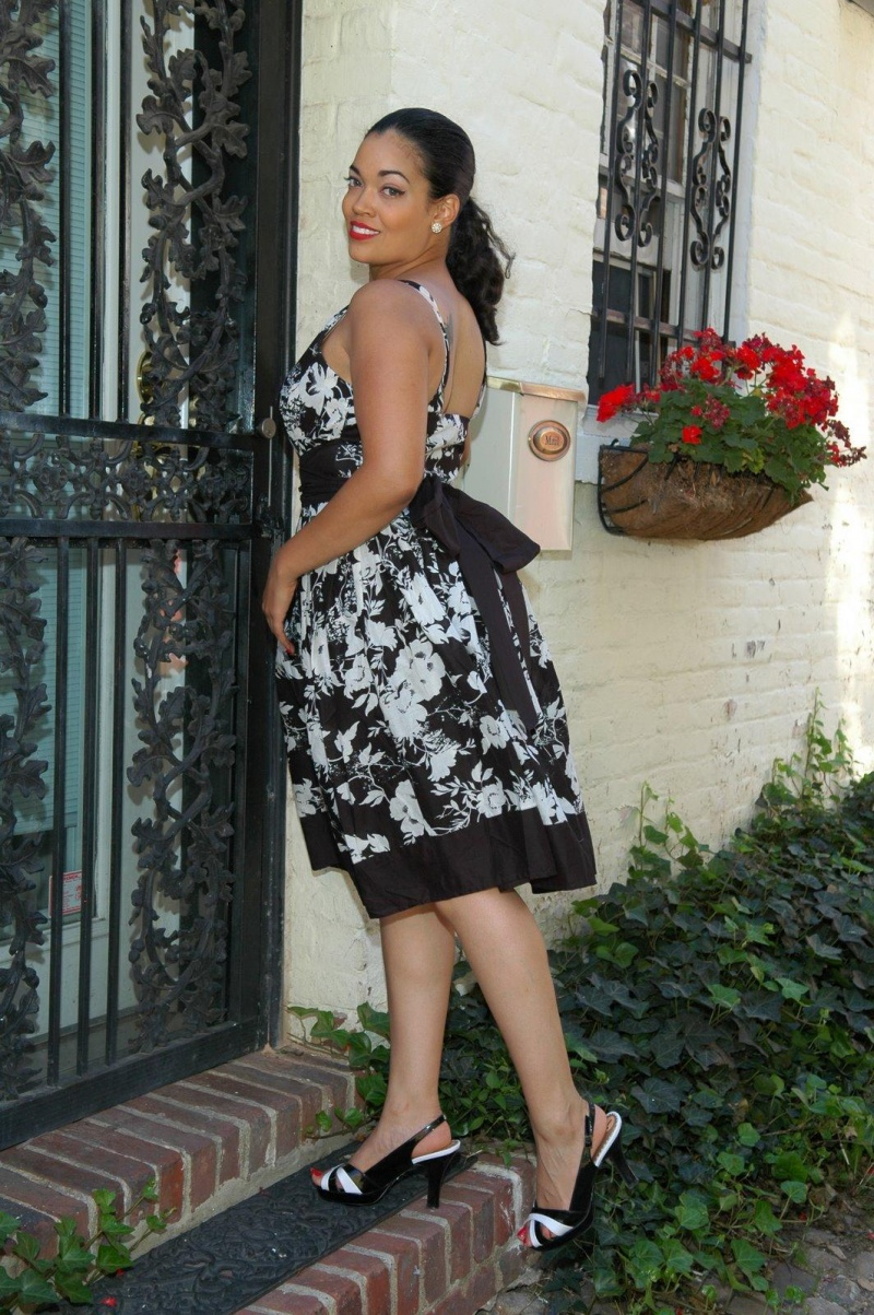 Female model photo shoot of Saudade Stranger by DOP Images in Old Town, Alexandria, VA, makeup by Everyones Beautiful