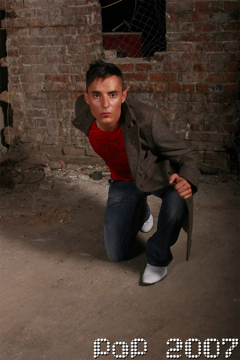 Male model photo shoot of paulo