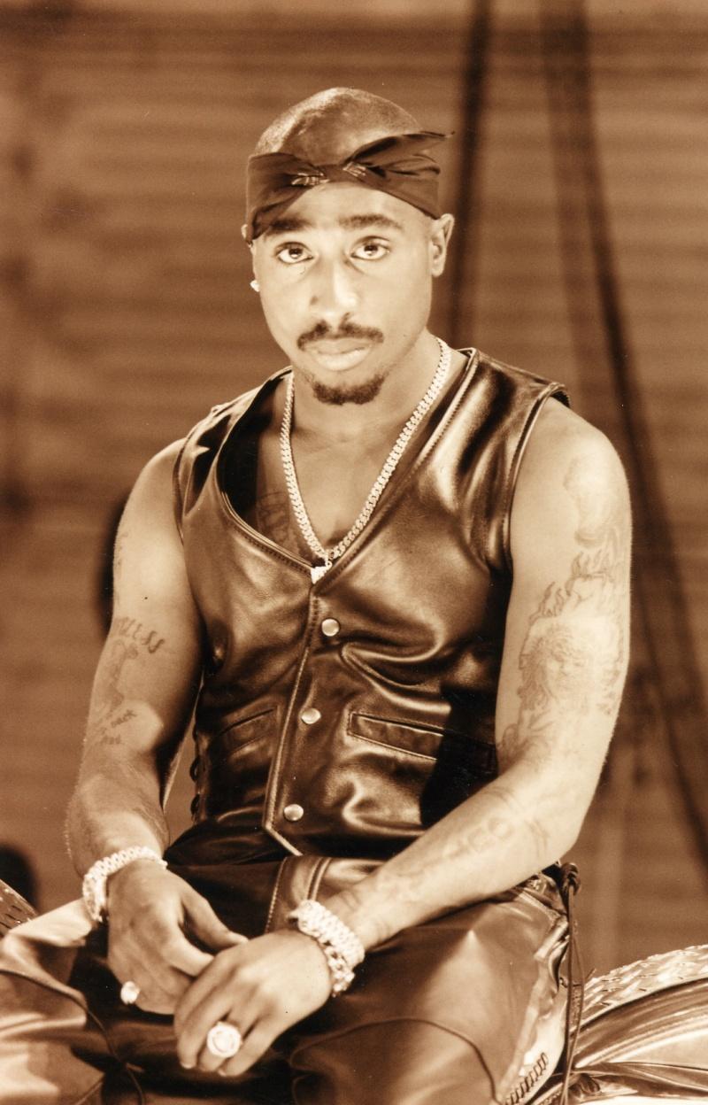 Los Angeles Oct 15, 2007 c. B.Dub photography Tupac Shakur