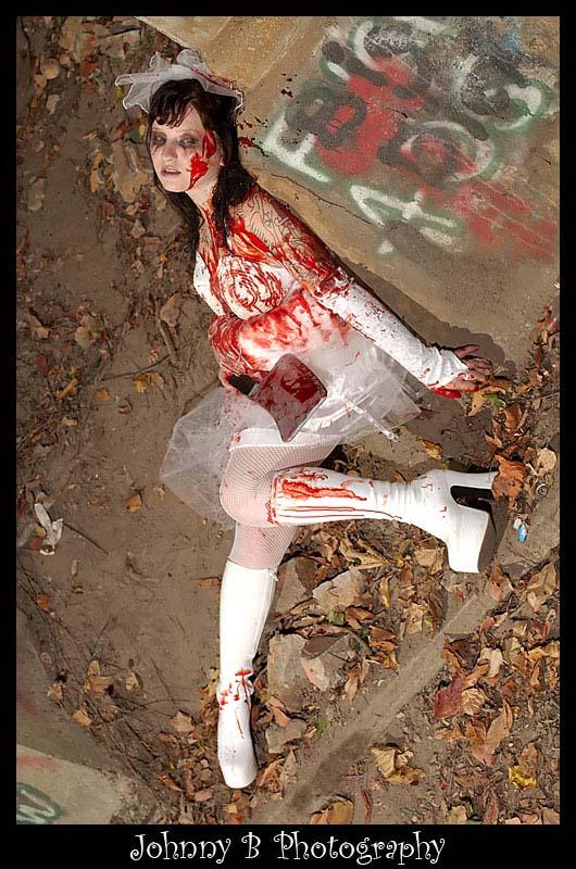 Fort Armistead, MD Oct 15, 2007 Johny B Bloody Bride