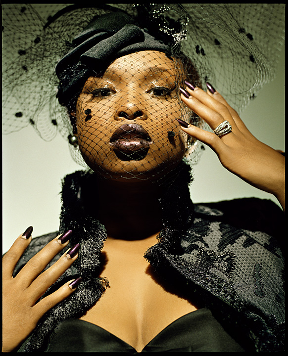 Oct 16, 2007 Matthew Rolston- Interview Magazine Jennifer Hudson- Makeup by Tia Dantzler