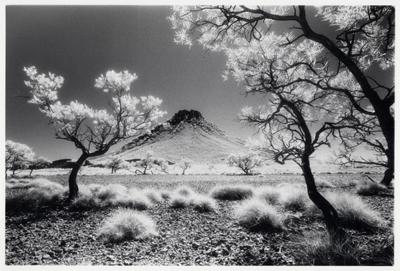 Western Australia - (Kodak HIE B&W film) Oct 16, 2007 Mark Stephen Pyramid Hill