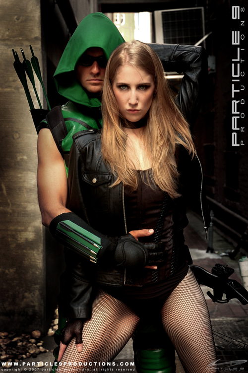 Orlando, FL Oct 17, 2007 Particle 9 Productions Other Model: Mike Kalinowski, Black Canary/Green Arrow from DC Comics
