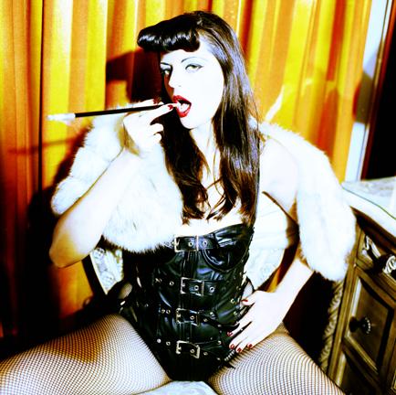 Female model photo shoot of Vivia Marche