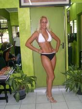Kingston Ja Oct 17, 2007 MJW co. Top 16 finalis in Miss Jamaica World 2007