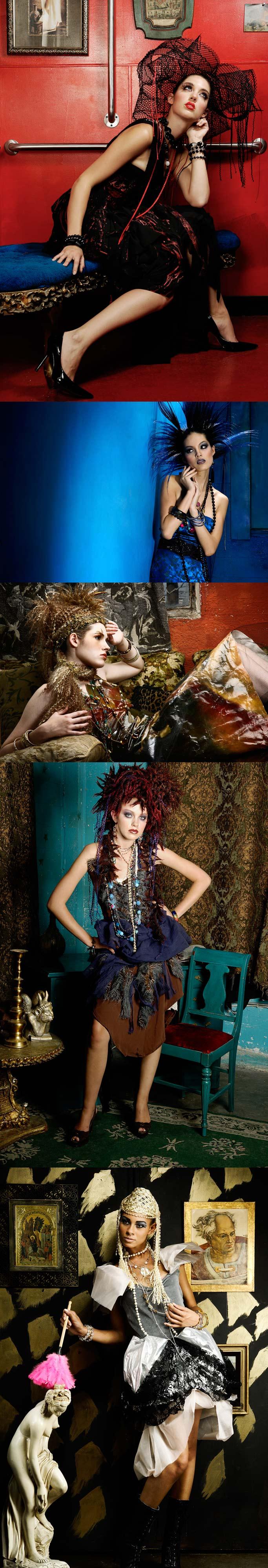 Oct 17, 2007 Casa de la Mode - Story by Michael Hall