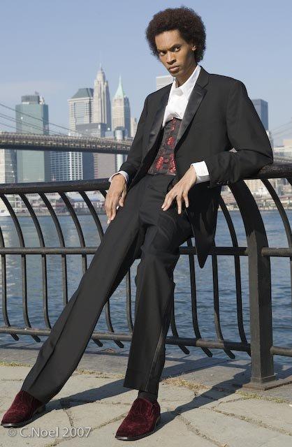 Brooklyn Bridge Oct 19, 2007 2007 Tuxedod