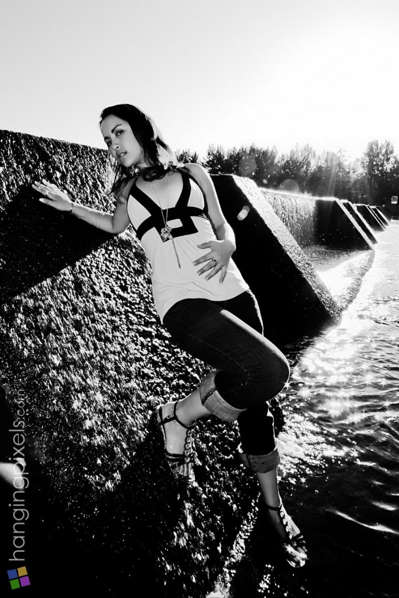 Female model photo shoot of Amour Mari aka Maz86