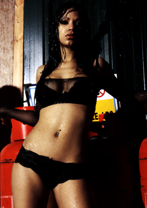 Female model photo shoot of teta-maria by Paul Mann Photography