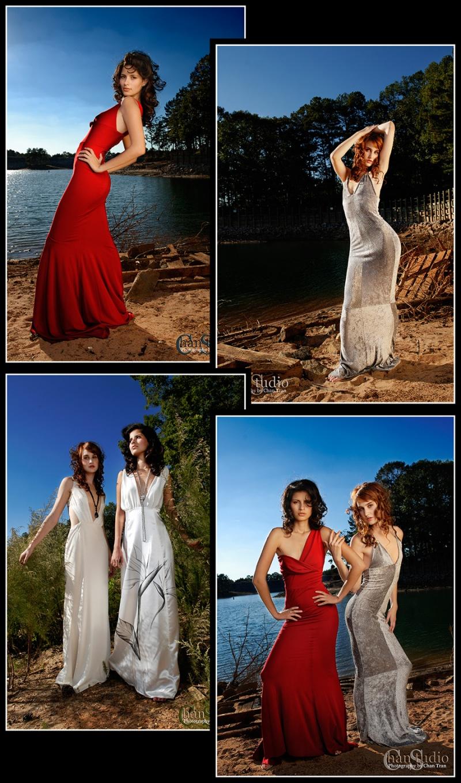 Lake Lanier Oct 22, 2007 ChanStudio Sharon and Jennifer (Agency represented models).
