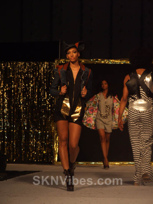 St Kitts Oct 22, 2007 Kooan Designs St. Kitts Fashion Weekend Oct 07
